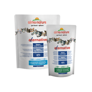 Almo Nature Katze Alternative Trockenfutter