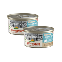 Almo Nature Almo Nature Cat Holistic Wet Food - Urinary Help -24 x 85g