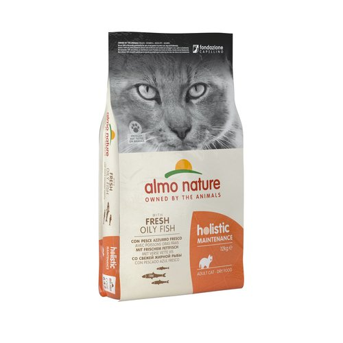 Almo Nature Almo Nature Kat Holistic Droogvoer - Maintenance