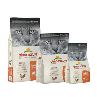 Almo Nature Katze Holistic Trockenfutter - Maintenance