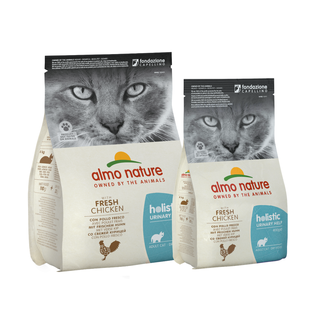 Almo Nature Cat Holistic Dry Food - Urinary Help - Chicken