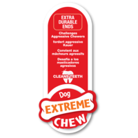 Nylabone Nylabone Extreme Chew Double Bone Bacon