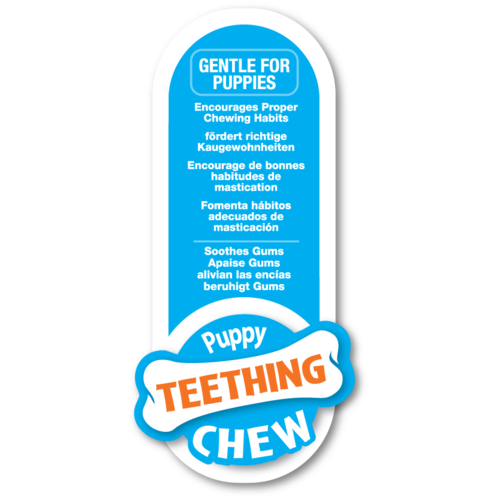 Nylabone Nylabone Puppy Teething Pacifier Bacon X-Small