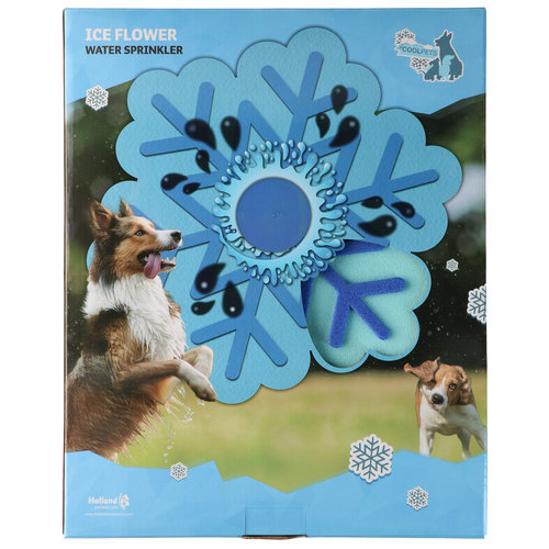 CoolPets Ice Flower Sprinkler