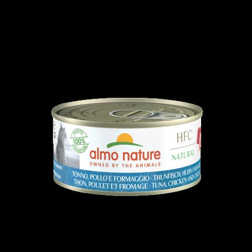 Almo Nature Almo Nature Katze HFC Nassfutter - Natural - 24 x 150g