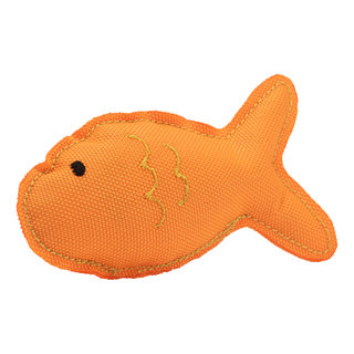 Beco Plush Catnip Toy - Fish