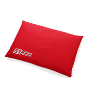 51Degrees North 51DN - Storm - Bench Cushion - Red