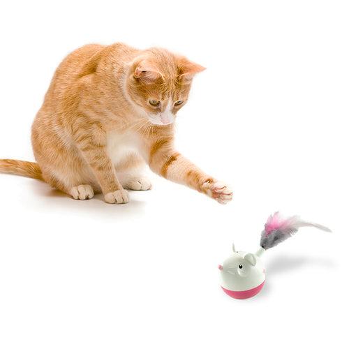 Petstages Petstages Hunt N Swat Cat treat dispenser