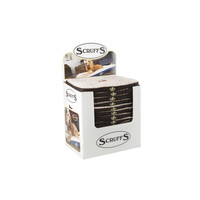 Scruffs® Display Scruffs Wilton Mattress Bruin of Zwart