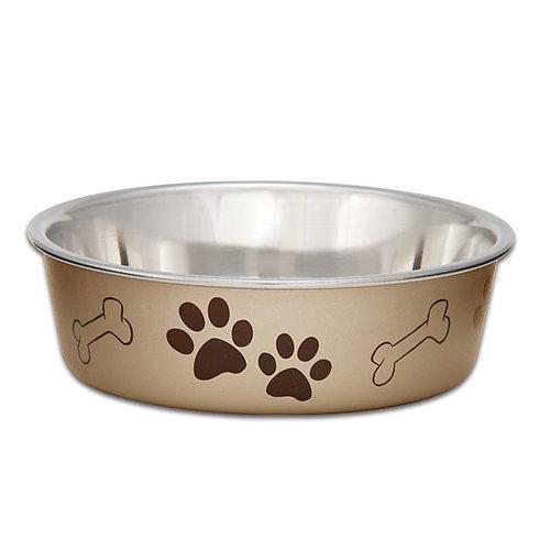 Loving Pets Loving Pets Bella Bowl - Champagne