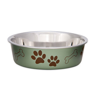 Loving Pets Bella Bowl - Artichoke