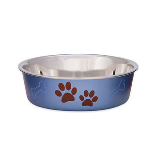 Loving Pets Bella Bowl Blueberry