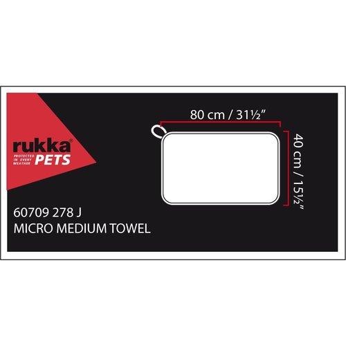RukkaPets RukkaPets Micro Towel