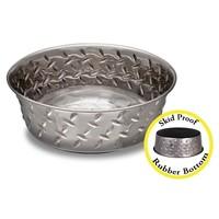 Loving Pets Loving Pets Diamond Plate Bowl mit rutschfestem Boden