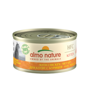 Almo Nature Cat HFC Wet Food - Kitten - 24 x 70g