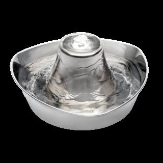 DrinkDrinkwell® Seaside Stainless Steel Pet Fountain 1.8L