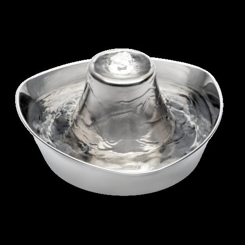 Drinkwell Drinkwell® Seaside Stainless Steel Pet Fountain 1.8L
