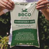Beco Beco Poop Bags Compostable - Travel Pack