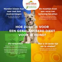 Almo Nature Almo Nature Hond Holistic Trockenfutter für mittelgroße Hunderassen - Maintenance - M/L