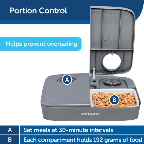 PetSafe® Petsafe® Automatic 2 Meal Pet Feeder