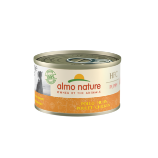 Almo Nature Dog HFC Wet Food - Puppy 24 x 95g