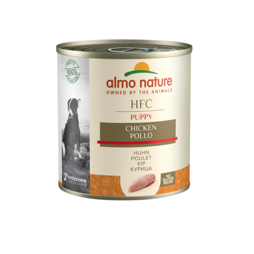 Almo Nature Almo Nature Hund HFC Nassfutter - Puppy 12 x 280g