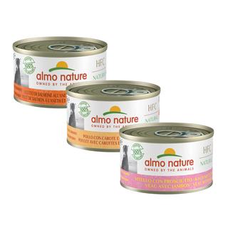 Almo Nature Hund HFC Nassfutter - Natural 24 x 95g