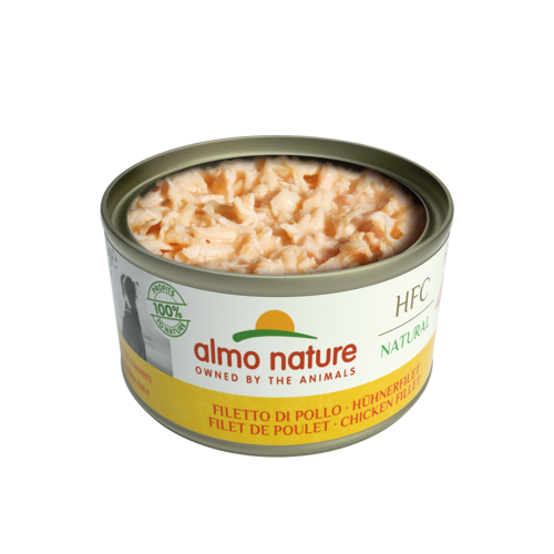 Almo Nature Almo Nature Hond HFC Natvoer - Natural - Blik - 24 x 95g