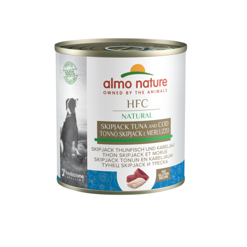 Almo Nature Almo Nature Dog HFC Wet Food - Natural 12 x 280-290g