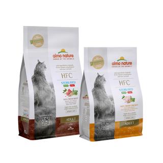 Almo Nature Cat HFC Dry Food - Adult - Sterilised