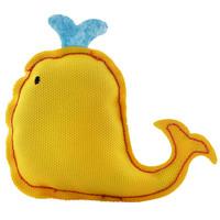 Beco Beco Plush Catnip Toy -Whale