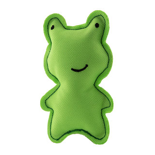 Beco Plush Catnip Toy - Frog