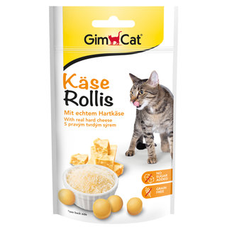GimCat kaas Rollis