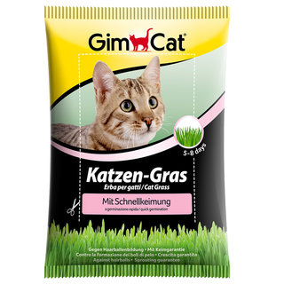 GimCat Cat-Grass with fast germination 100g