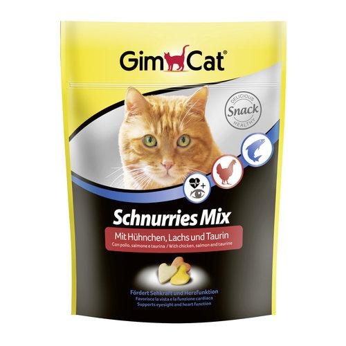 Gimpet GimCat Schnurries Mix 140g