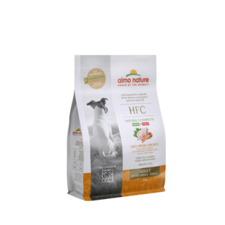 Almo Nature Hond HFC Dry Food for Small Breed Dogs - Adult - XS/S