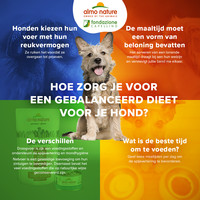 Almo Nature Almo Nature Hond HFC Dry Food for Small Breed Dogs - Longevity - XS/S