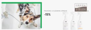 Greenfields Trainig & Cleaning sprays -15%