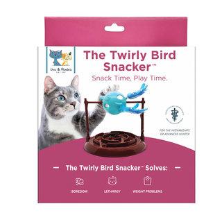 Doc & Phoebe's Twirly Bird Snacker