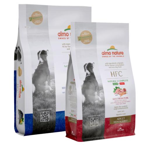 Almo Nature Almo Nature Hond HFC Droogvoer voor Middelgrote Hondenrassen - Longevity - M/L