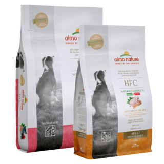 Almo Nature Dog HFC Dry Food for Medium  &  Large Breed Dogs - Adult - M/L