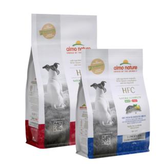Almo Nature Hond HFC Trockenfutter für kleine Hunderassen - Longevity - XS/S