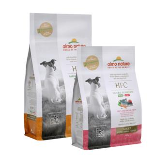 Almo Nature Hond HFC Trockenfutter für kleine Hunderassen - Adult - XS/S