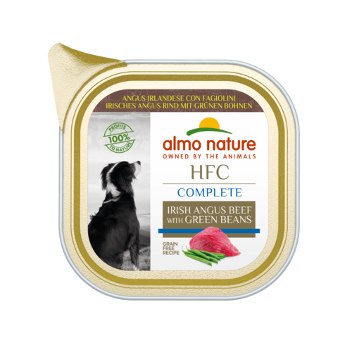 Almo Nature Almo Nature Hond HFC Natvoer - Complete -  17 x 85g