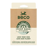 Beco Beco Poop Bags Compostable Handles (96)