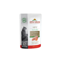 Almo Nature Almo Nature Kat HFC Natvoer - Natural - Pouch  24 x 55g