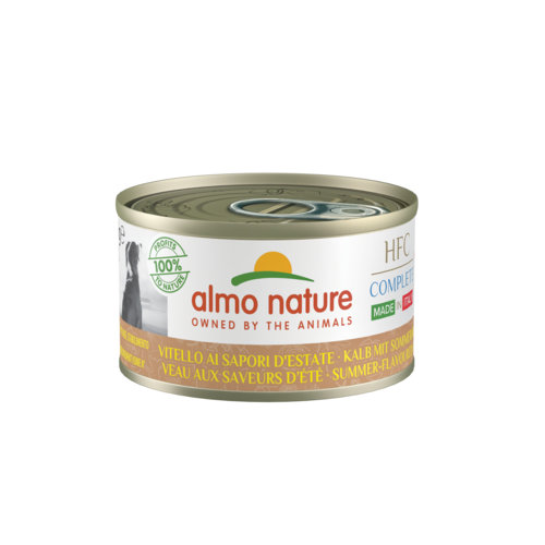 Almo Nature Almo Nature Hond HFC Natvoer Made in Itally - Complete -  24 x 95g