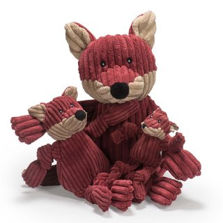 HuggleHounds® Knotties™ Fox