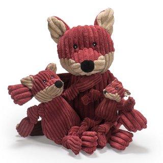 HuggleHounds® Knotties™ Fuchs
