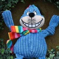 HuggleHounds® HuggleHounds® Knotties™ Rainbow Cheshire Cat